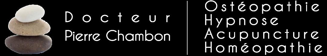 Docteur Pierre Chambon