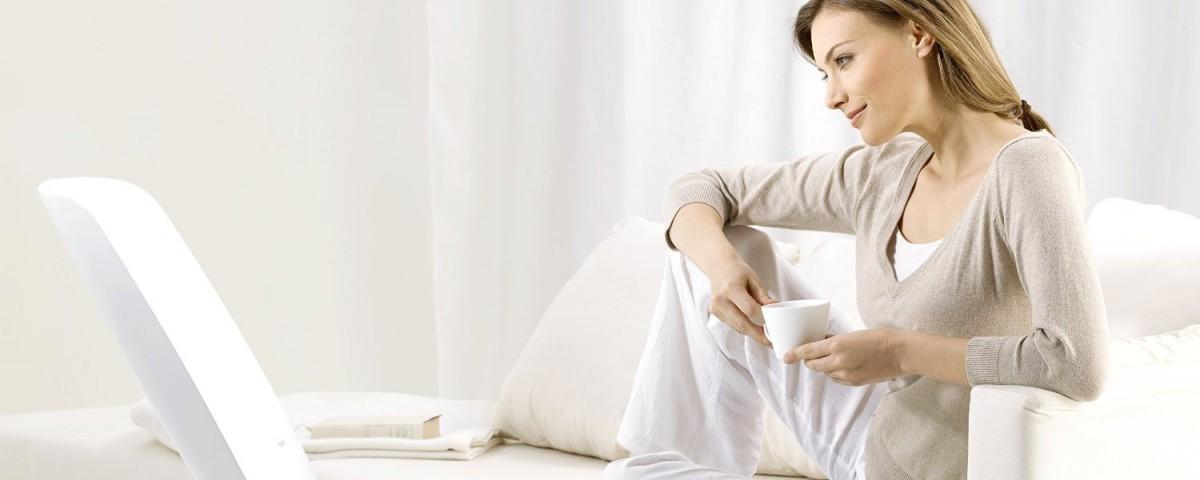 Traiter la dépression saisonnière et l'insomnie avec la Luminothérapie par le Docteur Pierre Chambon